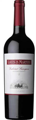 Louis M Martini Cabernet Sauvignon Sonoma County